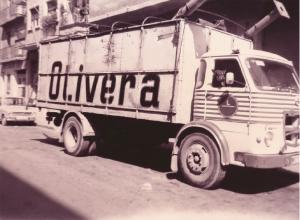 comet paqueteria Olivera
